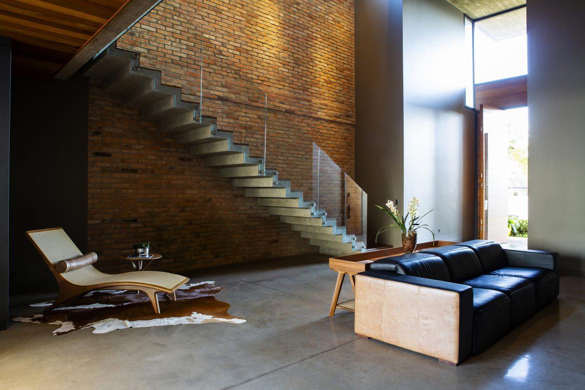 Projeto de Nicaretta Arquitetura+Paisagismo para o Anuário ARQ de Arquitetura e Decoração do Rio Grande do Sul 2019. Foto: Renan Costantin