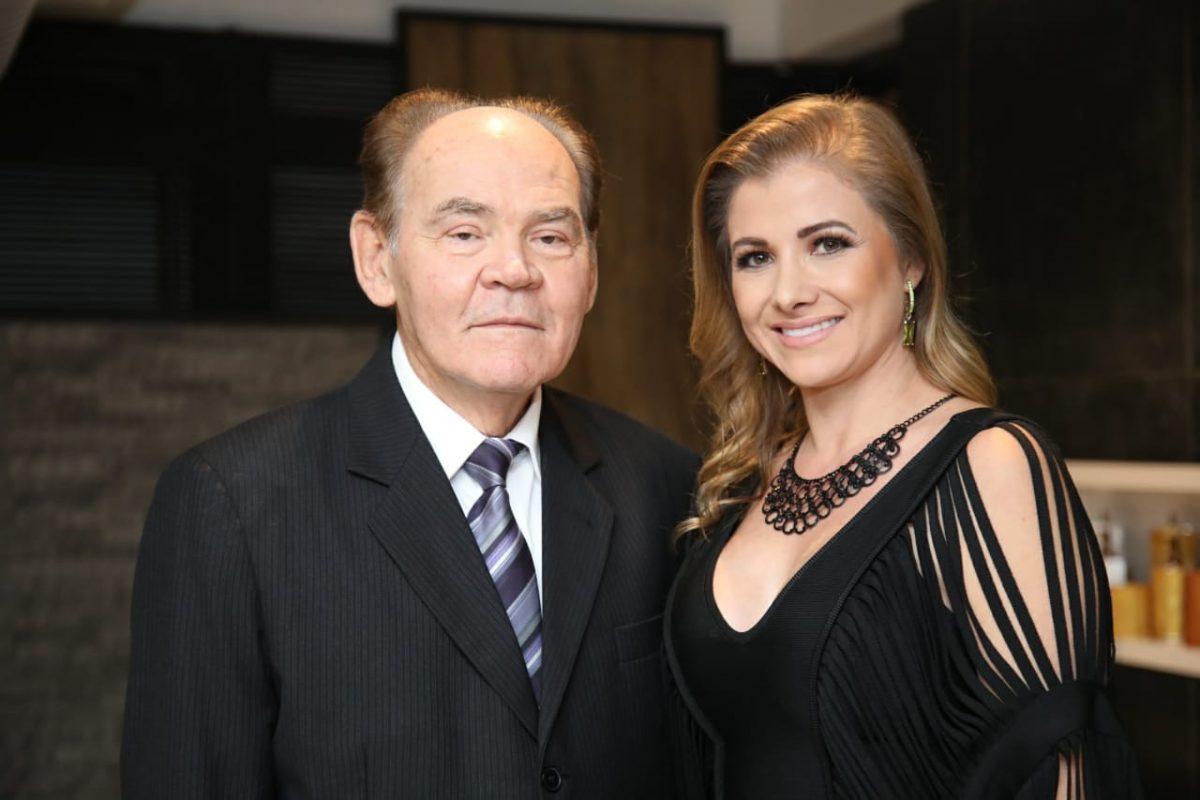 Donald Johann e Caroline Mueller, da Costaneira